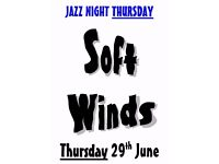 Jazz Night with Soft Winds Ruskin House