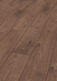 Laminate Kronotex Atlas Oak Coffee 12mm Flooring