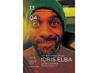 EGG PRESENTS EASTER THURSDAY SPECIAL IDRIS ELBA, LOW STEPPA & TOMMY VERCETTI
