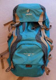 Deuter hiking backpack – Women's Futura 30 SL