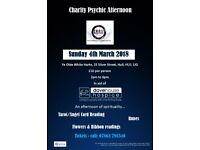 Charity Clairvoyant Evening in aid of DOVE HOUSE HOSPICE