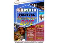 Gambia Music Festival 24th November 2018