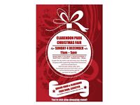 Clarendon Park Christmas Fair