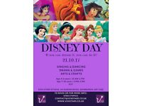 Disney Day Workshop (Vox Stars-Singing and Performance Studio)