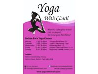 Yoga Classes In Belsize Park