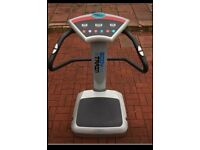 Body train fitness vibration plate