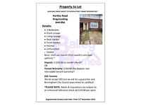3 Bedroom House To Rent!!!