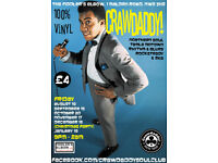 Crawdaddy! with guest DJ Ian Jackson (Breaking Point)