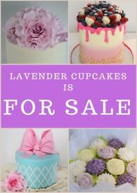 Established Cupcake and Cake Business for Sale
