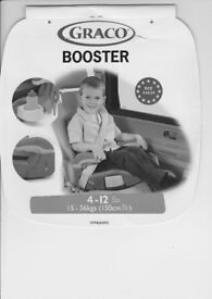 Graco Lightweight Backless Booster Seat