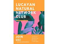 Casual Networking Event For Natural Bloggers and Brands in London- LUCAYAN NATURAL NETWORK CLUB