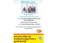 Free Pilates in Farnley