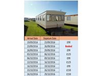 Towyn 3 Bedroom Caravan Edwards Leisure Park - EDWSHE/E274