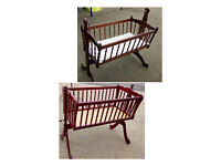 Swinging Cribs in Good Condition