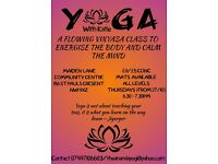 Vinyasa Flow Yoga with Katie - Camden Square