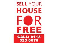 Sell Your House For Free - Its Easy and Cost Free - All properties considered