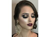 Makeup artist INDIAN/ENGLISH for weddings,proms,nights out and BRIDALt
