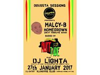 Dougsta Sessions Presents MALCY B / RUFF TRADE / DJ LIGHTA