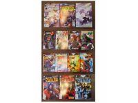 New DC 52 Series Comic Book Bundles *Mainly 1st Prints