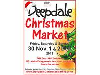 Deepdale Christmas Market 2018
