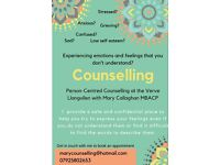 Person Centred Counselling with Mary