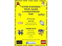 South Yorkshire Video Games & Collectibles Fair 2 December 10th horizon community college barnsley