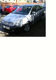 Honda Stream 2002 on 02 plate 7 seater petrol auto