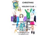 Globe Fit KIDS Holiday Clubs