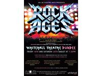 Ad-Lib Theatre Arts Presents: Rock Of Ages