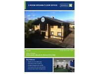 Ground Floor Offices to Let - RATES AND UTILITIES INCLUDED - Milnathort. 33.52 sq m (361 sq ft)