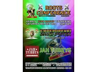 A chance to catch Roots Conference