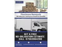 Man & Van Removals Service - House, Storage & Single Item Moves