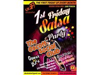Birmingham 1st Friday Salsa Party