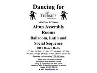 Dancing for Treloars