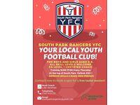 OXFORD YOUTH FOOTBALL CLUB