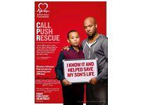 Call Push Rescue Volunteer