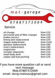 Car mechanic Huddersfield