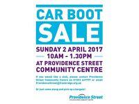 Car Boot Sale in Kings Lynn