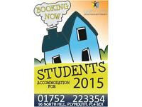 Unity Lets Student Accommodation 2014 1,2,3,4,5,6,7,8,9 bedroom Houses all inclusive & ensuite rooms