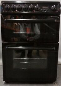 Hotpoint Electric cooker C367EKH/FS19325,6 months warranty, delivery available in Devon/Cornwall