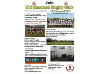 Rugby players wanted in South & SW London. Three teams all welcome