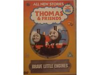 Thomas and Friends 'Brave Little Engines'