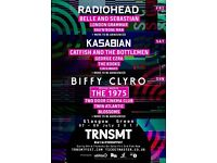 2x TRNSMT Festival - Saturday + Sunday VIP Day Ticket (Face value)