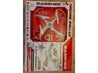 DRONE SQUAD BANSHEE RC QUADCOPTER