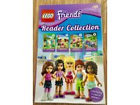 Lego friends reader collection pack of 4 books