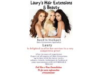 Hair Extensions Services: Weaves/Micro-Weft/Micro-Rings/Bespoke Wigs/Braids and much more....
