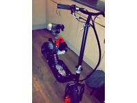 Petrol scooter 2 stroke / Looking for cash