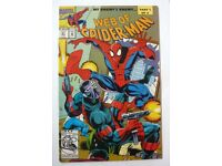 Web Of Spider-man 97,98,99,100 Marvel 1993 1st Kevin Trench Nightwatch