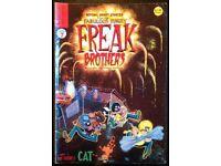 Freak Brothers: 'Number 7' Comic (British Reprint)