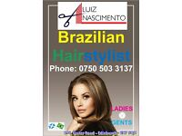 Brazilian Hairstylist - Easter Road - Cabeleireiro/Hairdresser